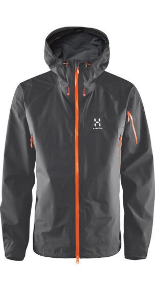 Haglöfs M's Roc Spirit Jacket MAGNETITE